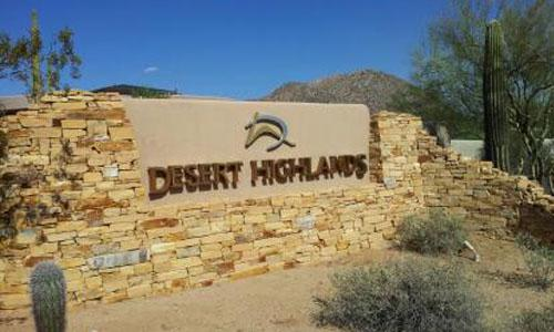 Desert Highlands Homes