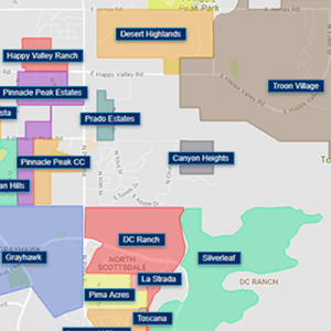 North Scottsdale Communities