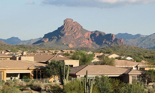Scottsdale Mountain Homes